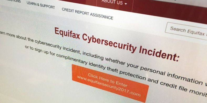 equifax check
